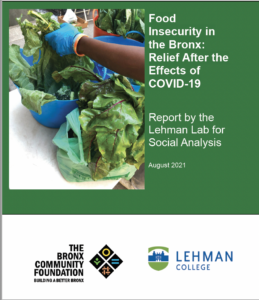 Cover photo of final report
